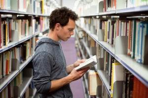 Читать книги в библиотеке