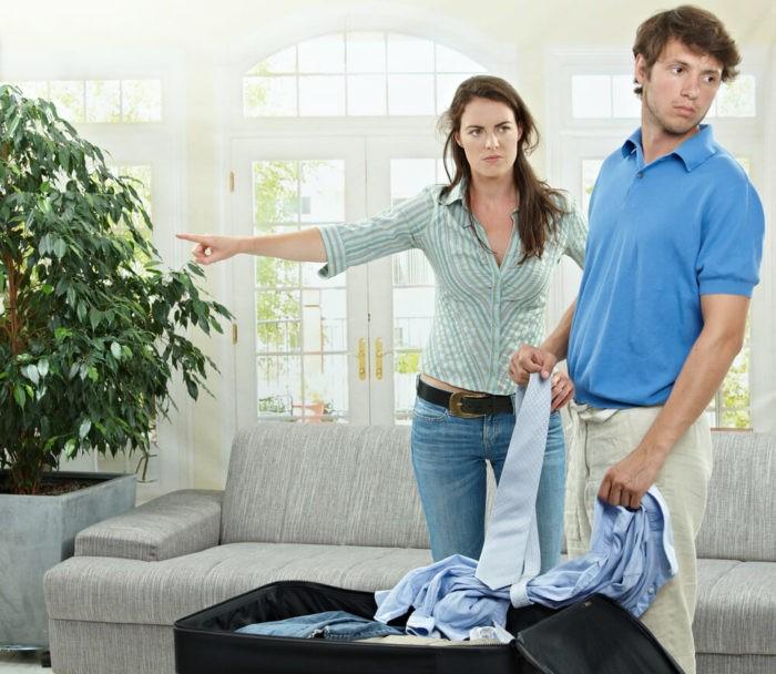 Жена хочет развестись