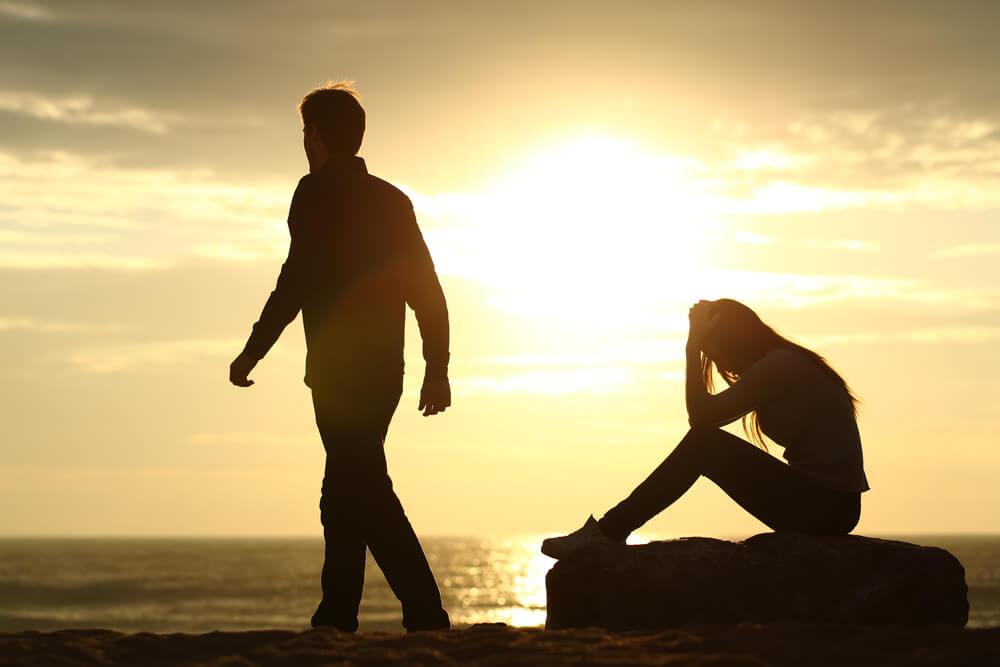 Сообщить девушке о расставании