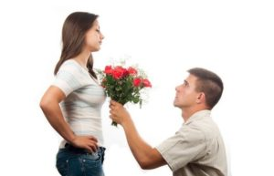 Задобрить жену перед встречей