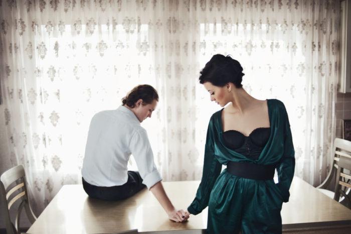 Примирение с женой