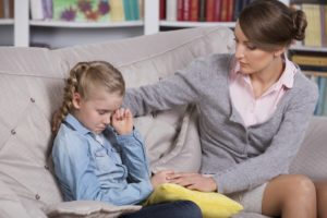 Рассказать родителям о своих чувствах