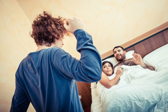 Что делать, если обнаружилась измена супруга