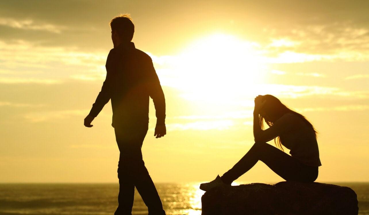 Картинка расставания с любимым человеком