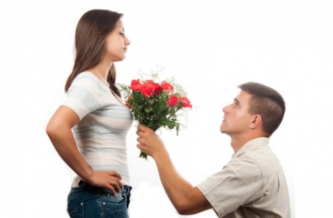 Как извиниться перед девушкой