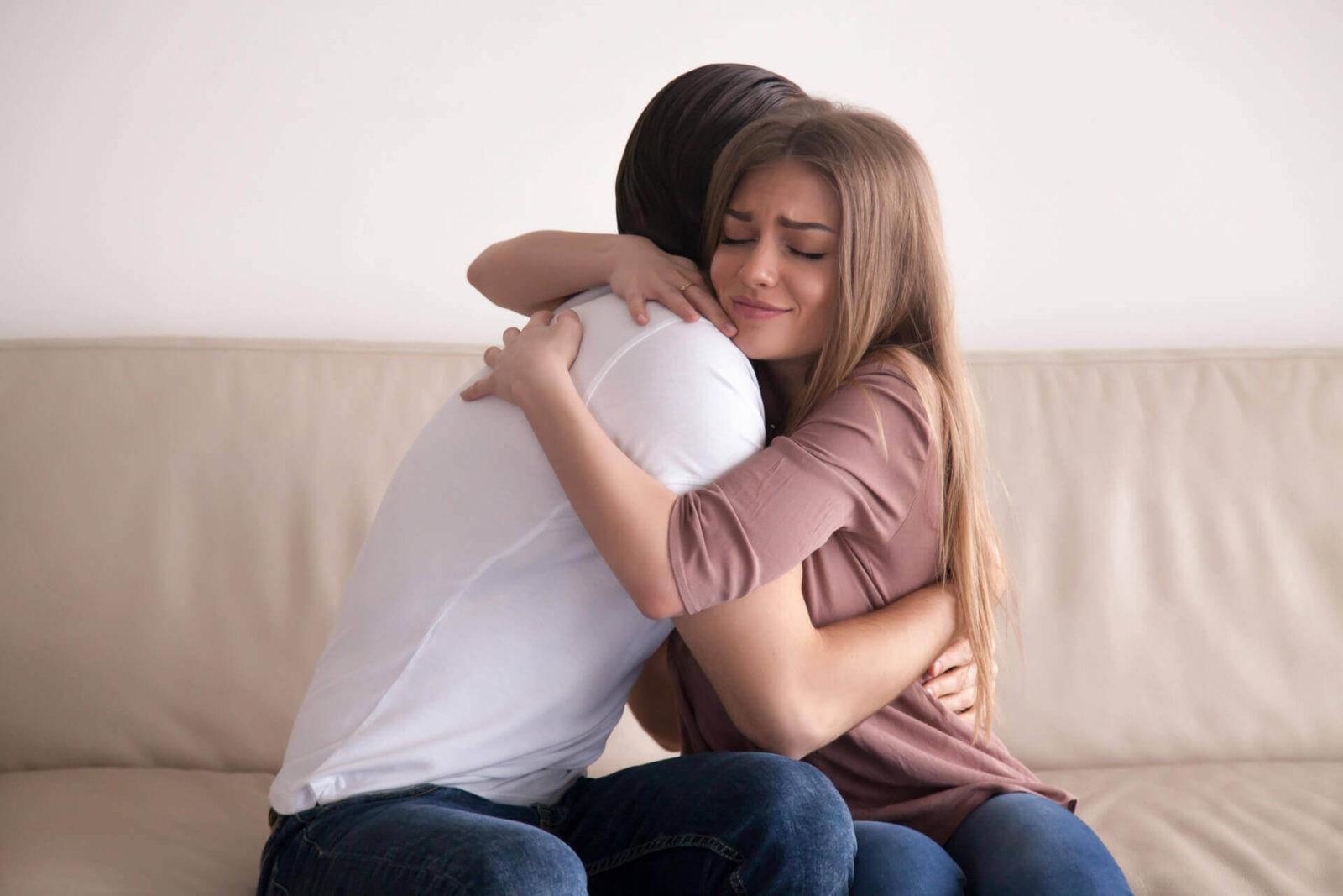Как помириться с любимым мужем