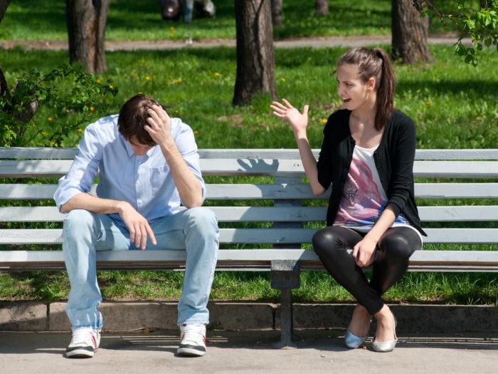 10 основных причин ссор