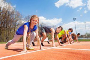 Запись в спортивную секцию или кружок