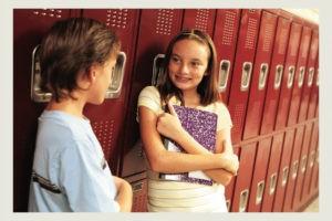 Специфика подростковой влюбленности