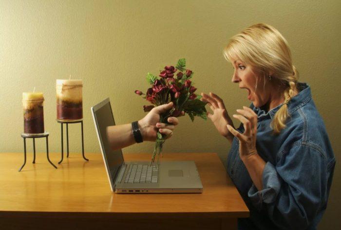 Как завязать виртуальное знакомство