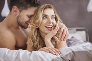 Секс побеждает стресс