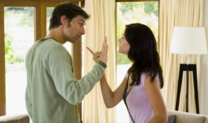 Надавить на совесть мужа