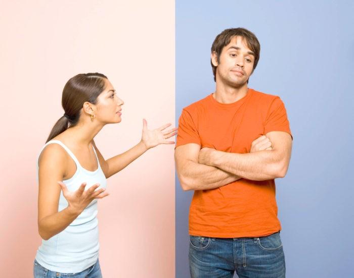 Почему муж проявляет безразличие