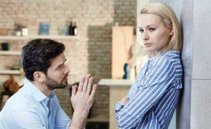 Заслужить прощение у любимой жены