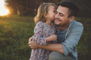 Большая любовь к детям от прошлого брака