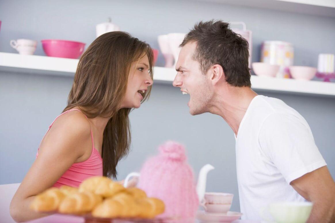 Ругаемся с мужем каждый день
