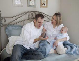 Рождение ребенка