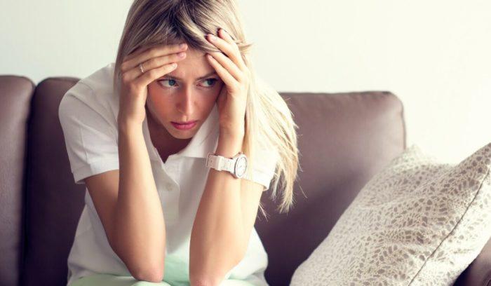 Стресс у женщин