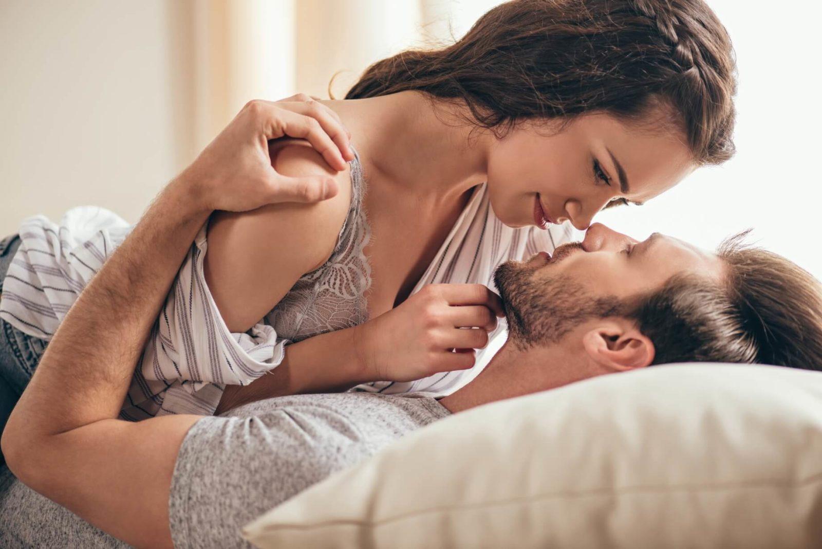 Что нравится мужчинам во время близости