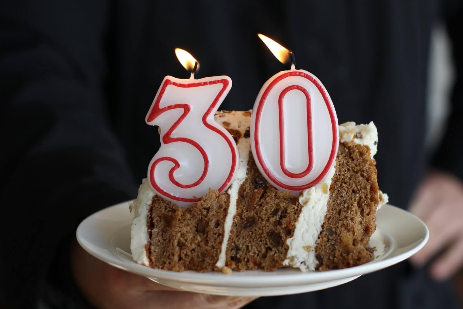 Что подарить любимому мужу на 30 лет