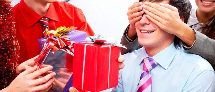 Подарки от друзей