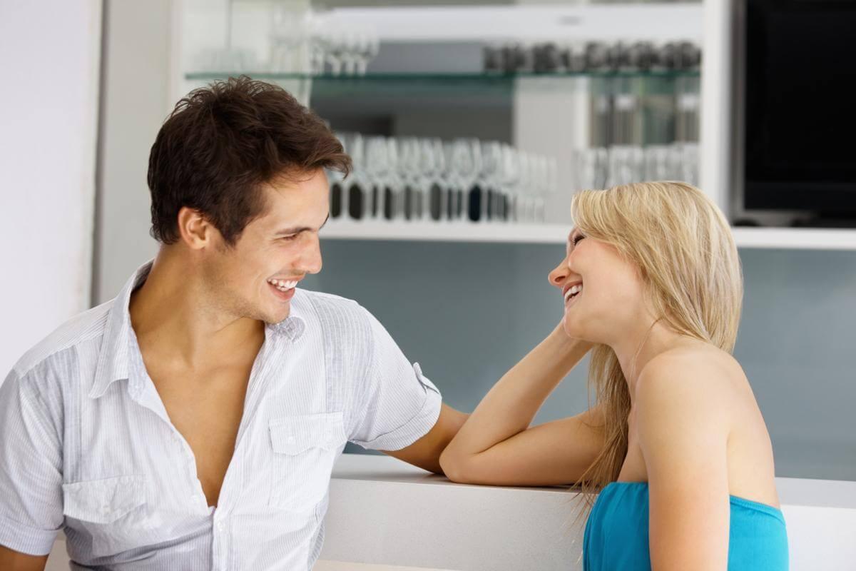 Как правильно начать разговор с парнем