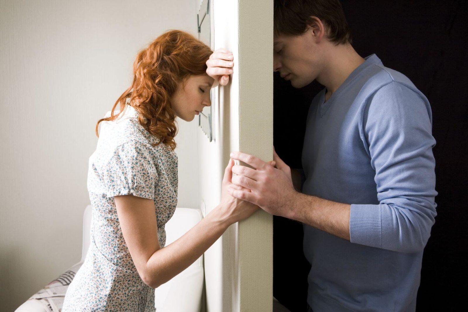 Как быстро наладить испорченные отношения с любимым мужем