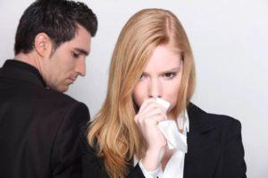 Избегайте общения с парнем
