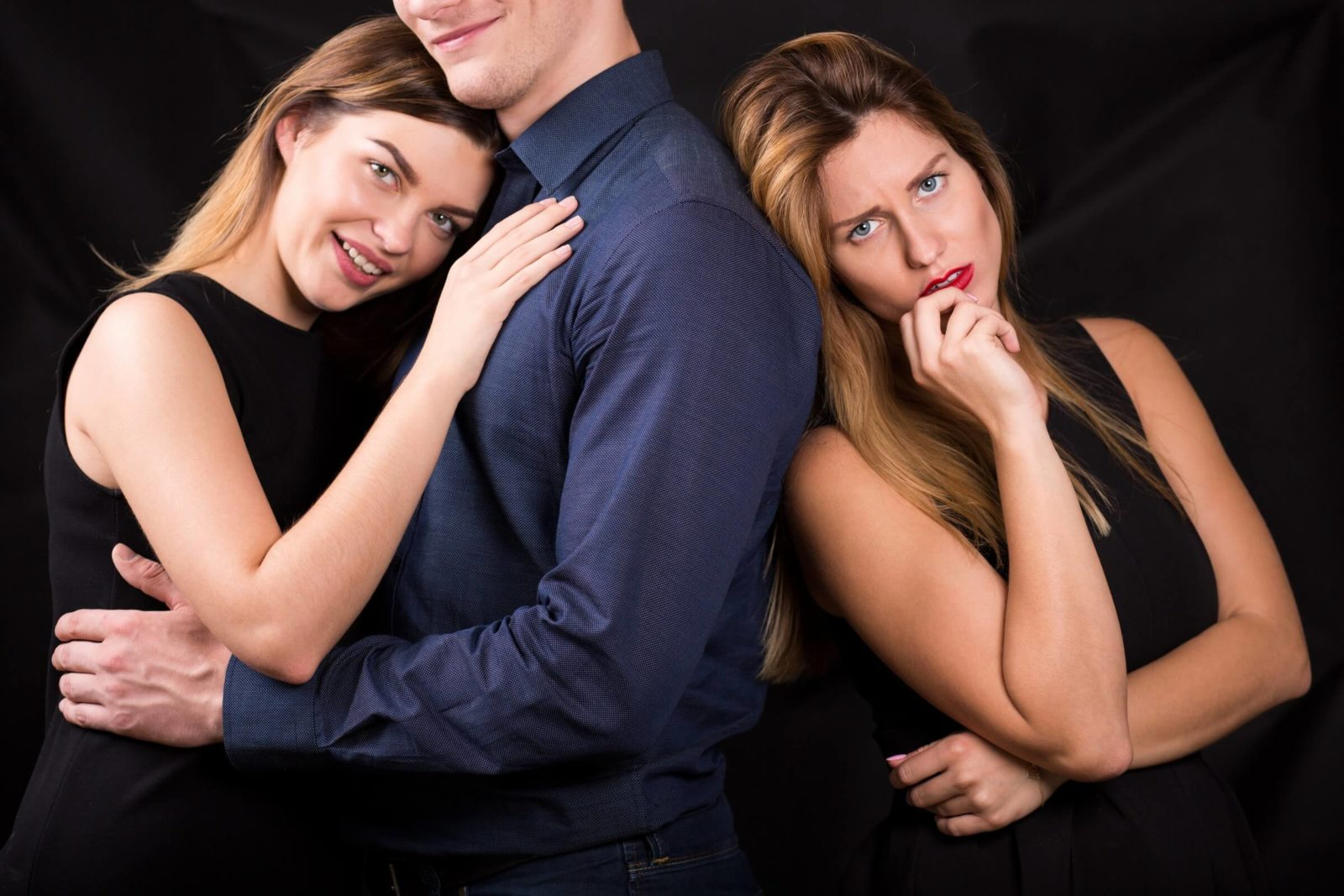 Как отвадить мужа от любовницы
