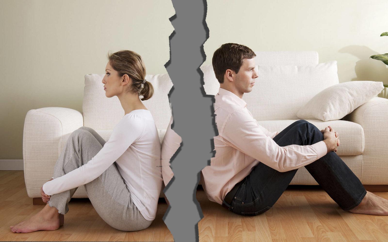 Как пережить развод максимально безболезненно