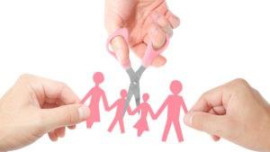 Как не навредить детям при разводе