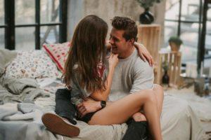 Как влияет на мужчин влюбленность