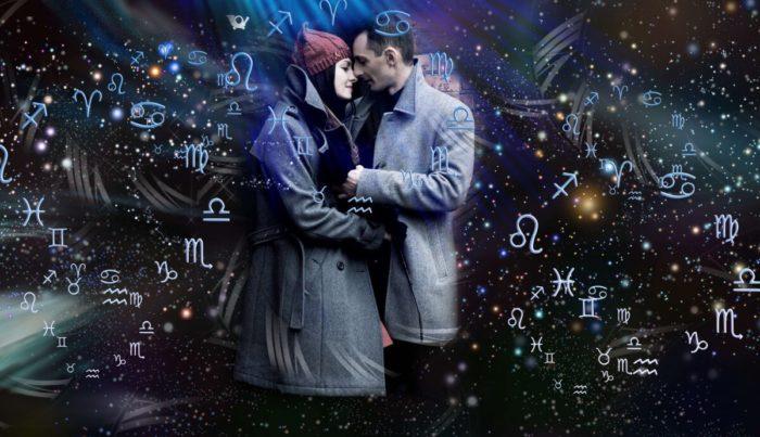 Проявление влюбленности знаков зодиака