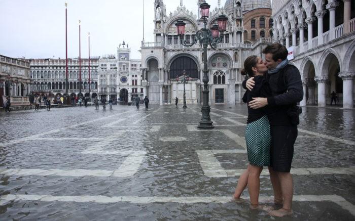 Итальянский поцелуй