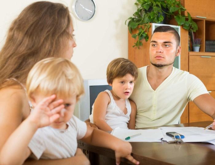 Как поступить, если у вас есть дети