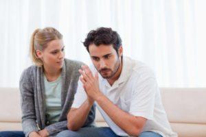 Ухудшение интимной жизни