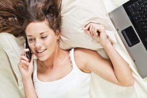Специфика телефонного общения