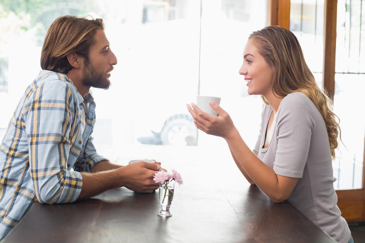 О чем поговорить с парнем