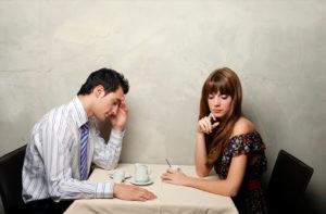 Распространенные ошибки при беседах