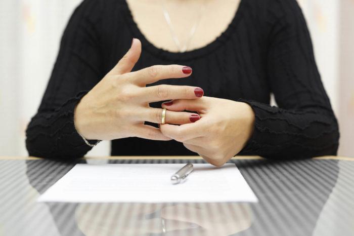 Распространенные причины разводов