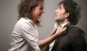 Проявление ревности у женщин