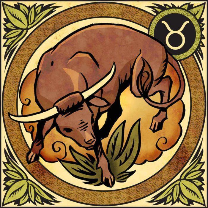 Знак зодиака Телец