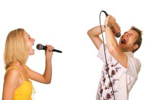 Поют песни