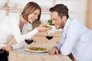 Ужин для мужа