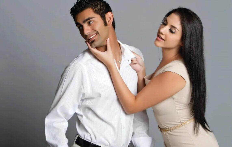 Как правильно вести себя с красивым мужчиной