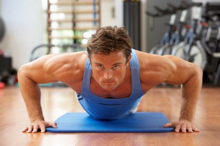 Займитесь своей физической формой