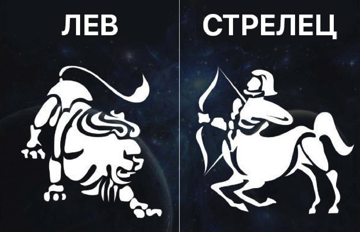 Совместимость Льва и Стрельца