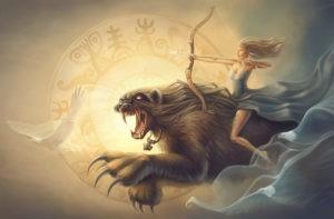 Союз Стрельца и Льва