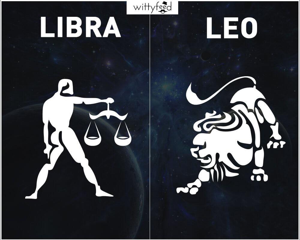 Секреты совместимости Львов и Весов
