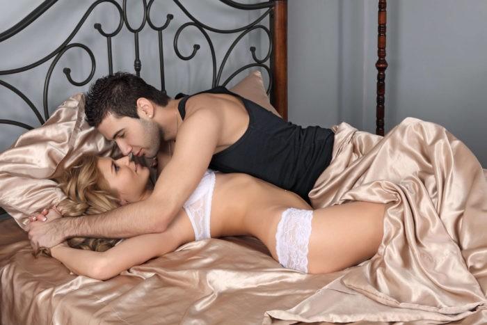 Интимная жизнь Мужчины-Козерога